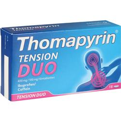 THOMAPYRIN TENSION DUO 400